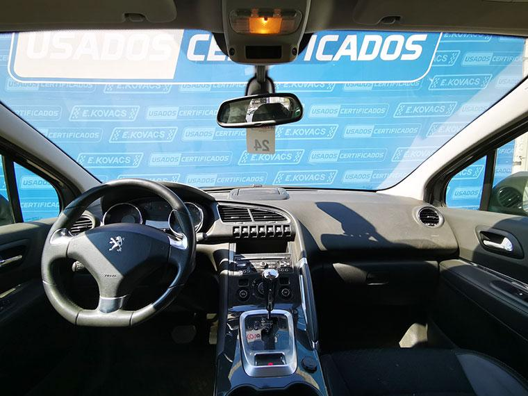 peugeot 3008 allure blue hdi at a