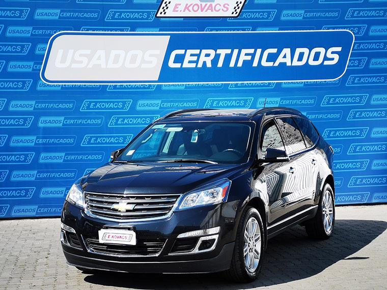 Camionetas Kovacs Chevrolet Traverse lt su awd ac  at 2016