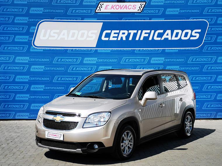 Camionetas Kovacs Chevrolet Orlando aut 2.0 4x2 ls 2.0 a 2013