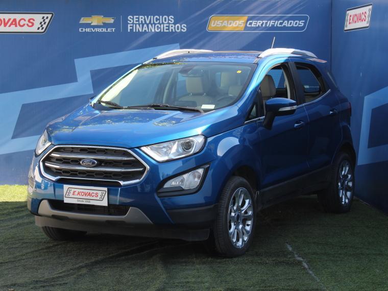 Autos Kovacs Ford Ecosport 2wd 2.0 aut 2019