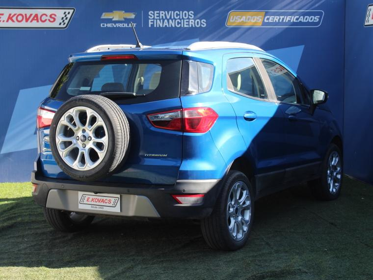 ford ecosport 2wd 2.0 aut