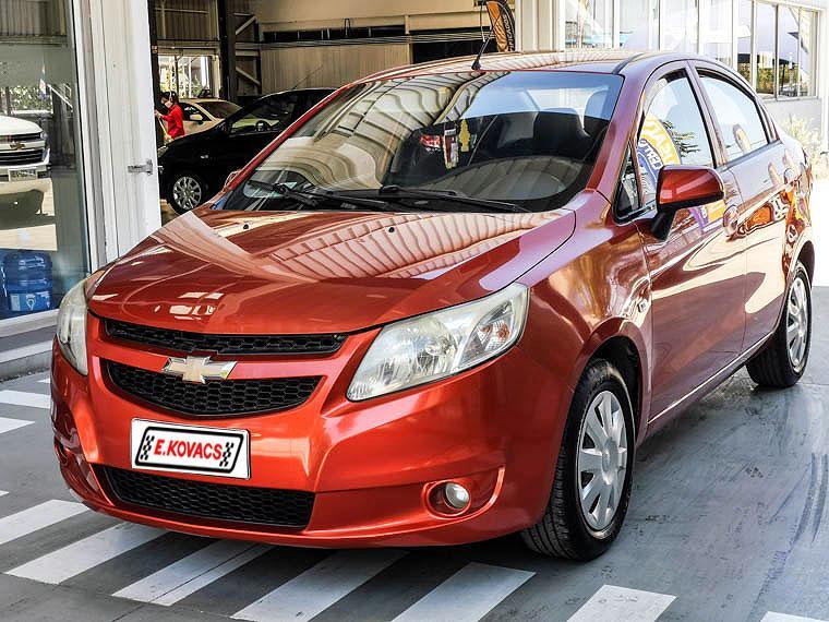 Autos Kovacs Chevrolet Sail ii ls 1.4ii ls 1.4 2014
