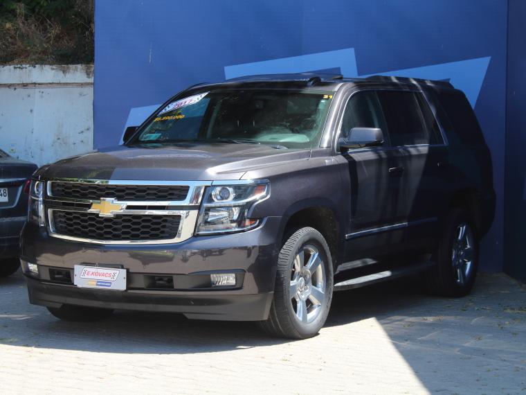 Autos Kovacs Chevrolet Tahoe lt iv 5.3l 4wd 2017