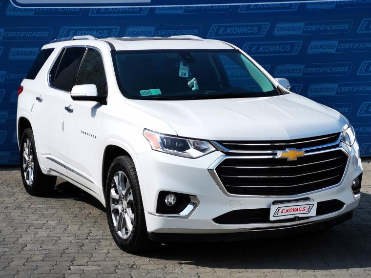 chevrolet traverse premier awd 3.6 at