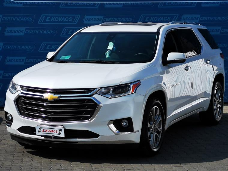 Camionetas Kovacs Chevrolet Traverse premier awd 3.6 at 2018