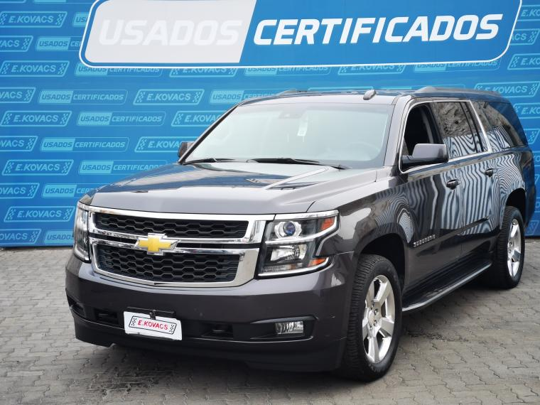 Autos Kovacs Chevrolet Suburban lt 4wd 5.3 ac at 2017