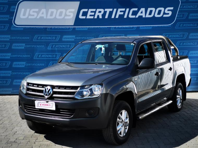 Camionetas Kovacs Volkswagen Amarok tdi 2.0 ac mec 2015