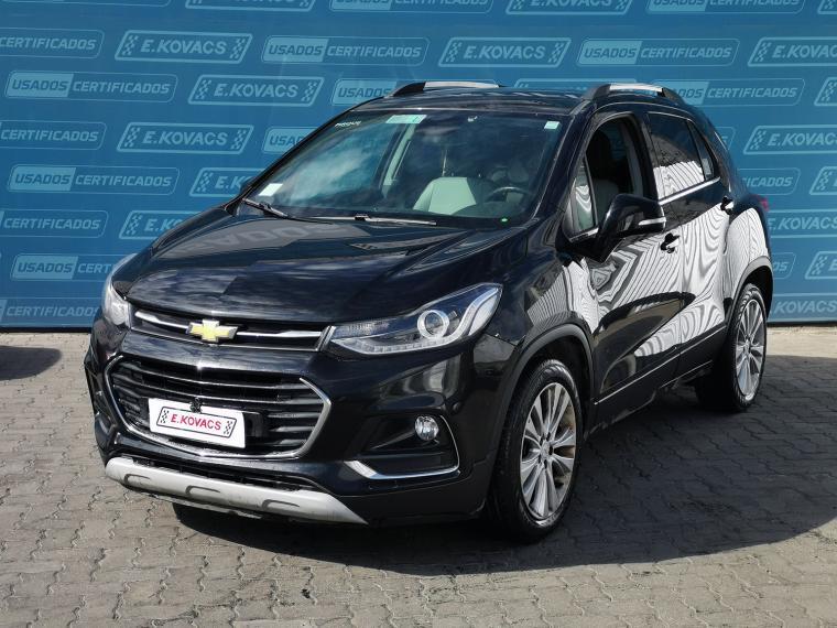 Camionetas Kovacs Chevrolet Tracker lt ii mt a/c fwd 2019