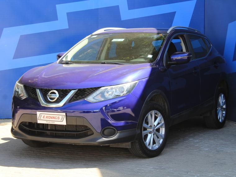 Camionetas Kovacs Nissan Qashqai sense 2.0 2015