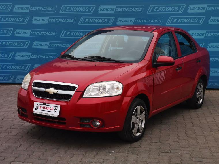 Autos Kovacs Chevrolet Aveo lt nb 1.4 ac 2008
