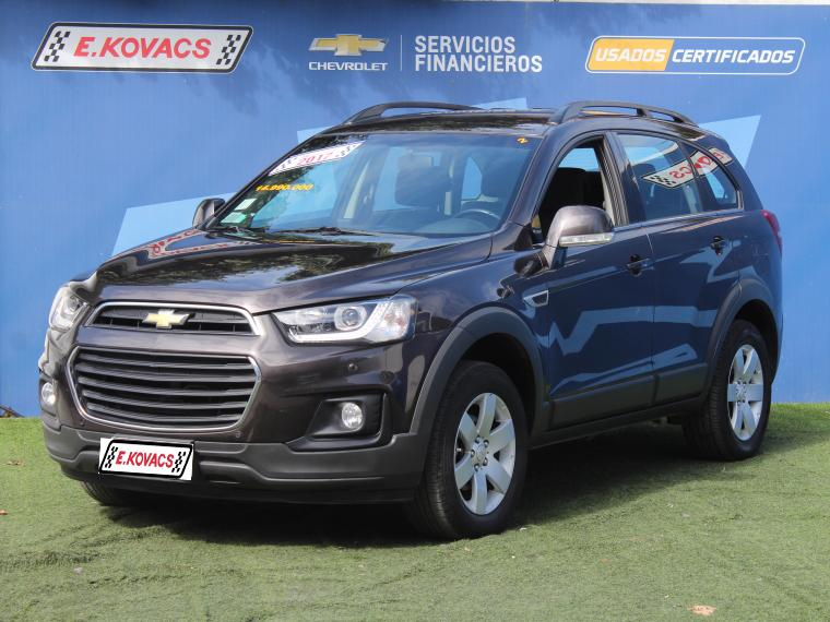Camionetas Kovacs Chevrolet Captiva ls 2.4 aut 2017