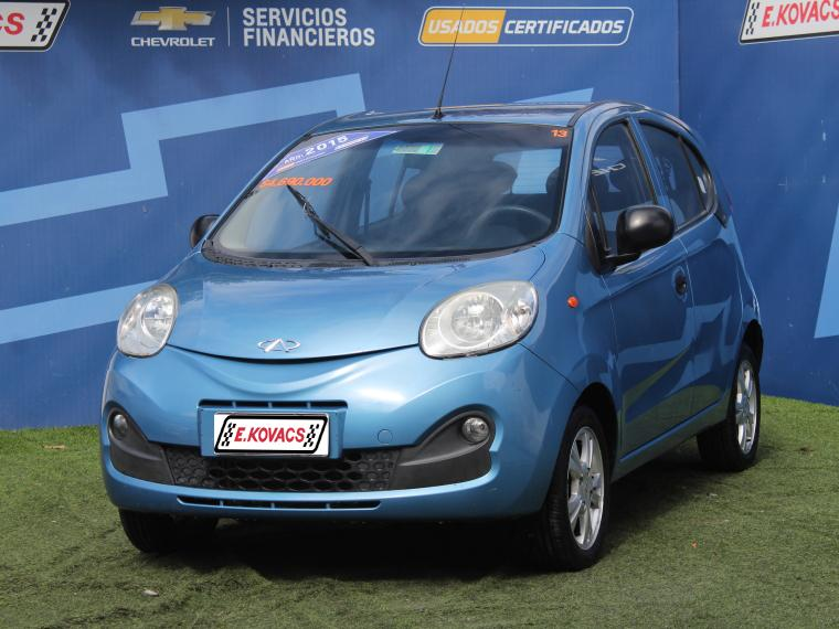 Autos Kovacs Chery Iq gls 1.0 2015