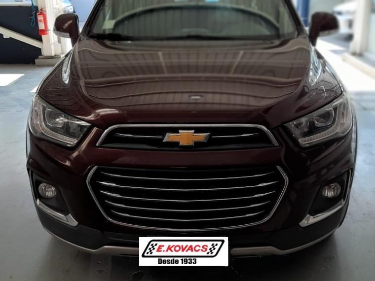 Camionetas Kovacs Chevrolet Captiva ltz awd 2.2 at 2016