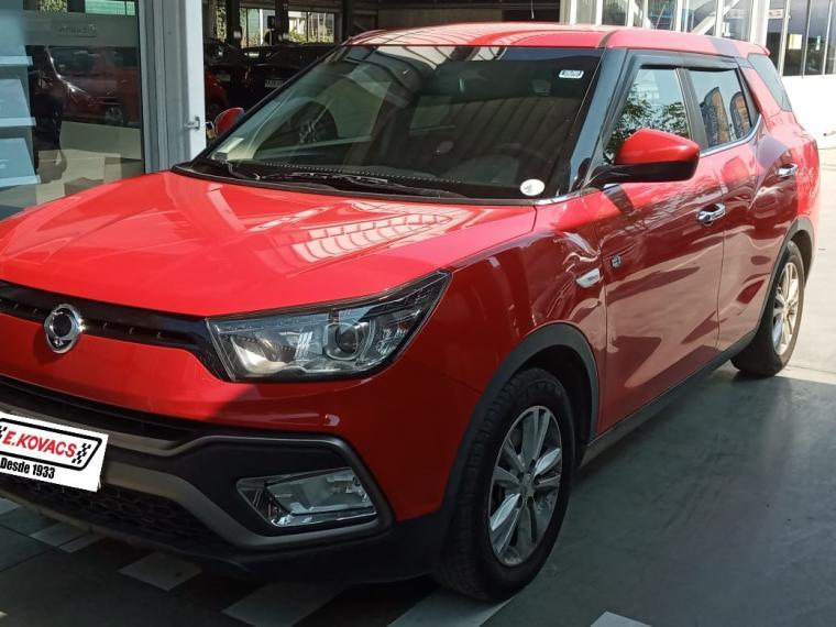 Camionetas Kovacs Ssangyong Xlv 1.6 at 2018