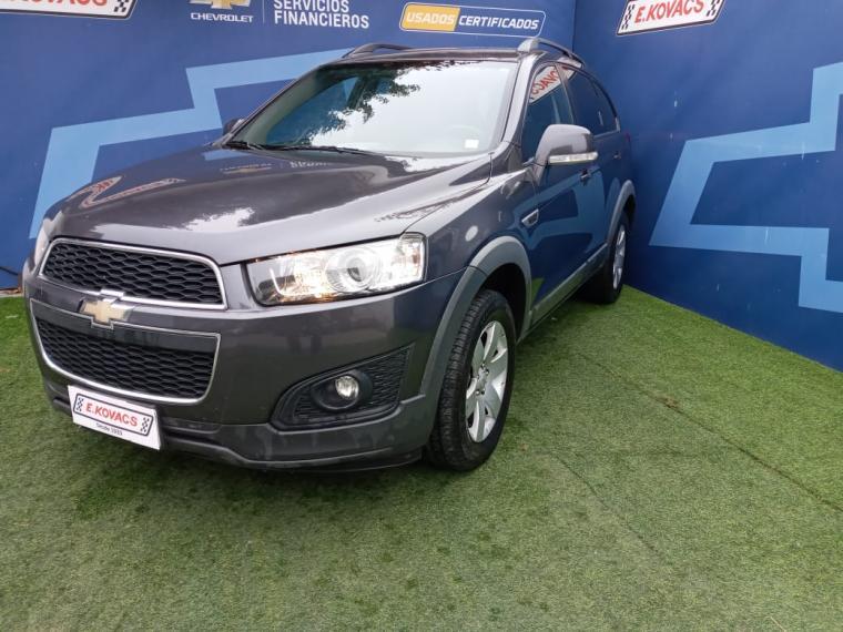 Camionetas Kovacs Chevrolet Captiva ls 2.2 2015
