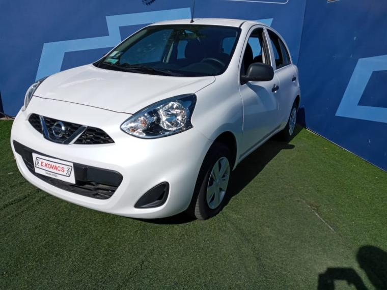 Autos Kovacs Nissan March mec 1.6 4x2 drive ba 2019