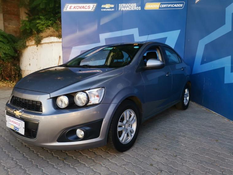 Autos Kovacs Chevrolet Sonic lt 1.6  aut 2013