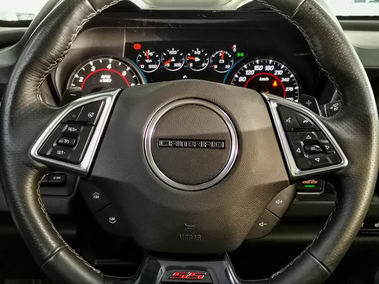 chevrolet camaro six 6.2 ataut 5.0 4x2 six 6.2