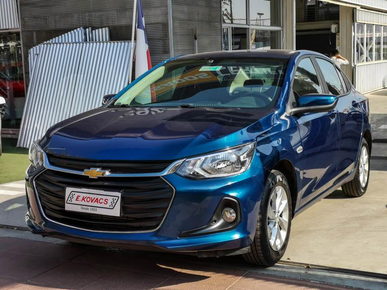 Furgones Kovacs Chevrolet Onix lt 1.0 2021