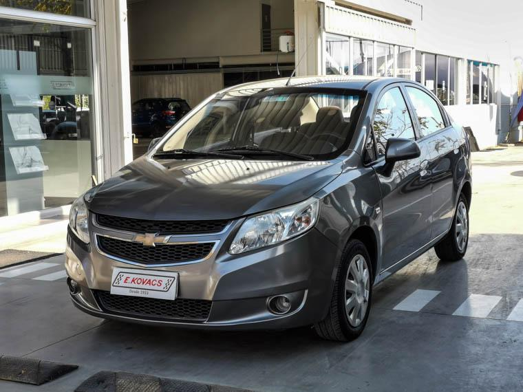 Autos Kovacs Chevrolet Sail lt 1.4 2015