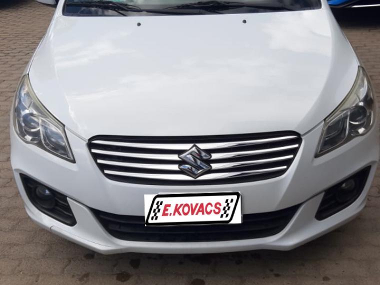 Camionetas Kovacs Suzuki Ciaz glx 1.4 2016