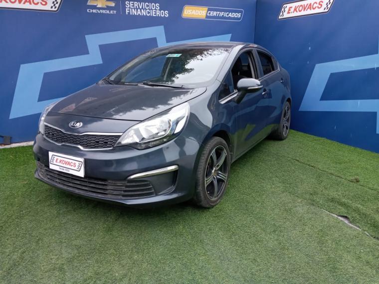Autos Kovacs Kia Rio 4 ex 1.4mec 1.4 4x2 ex 2015