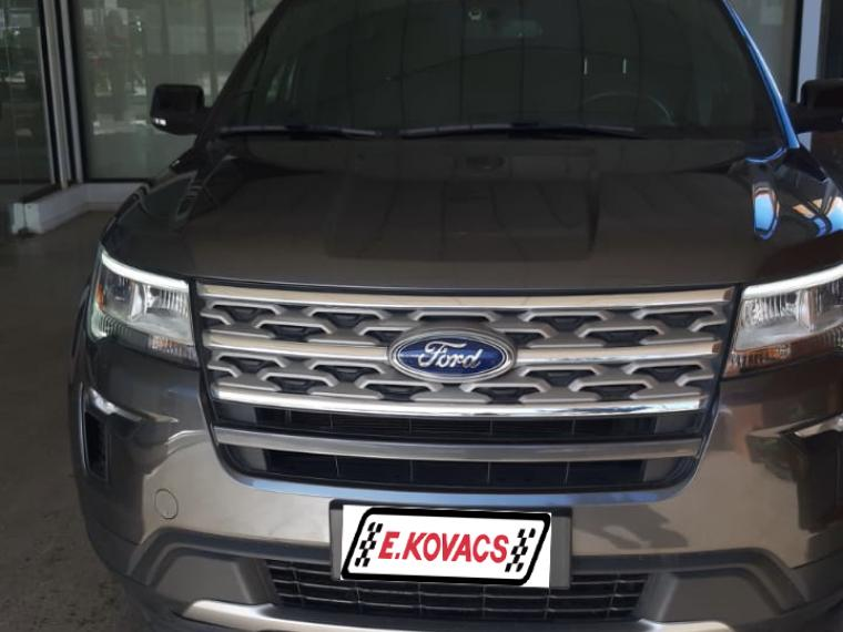 Camionetas Kovacs Ford Explorer xlt 3.5 aut 2018
