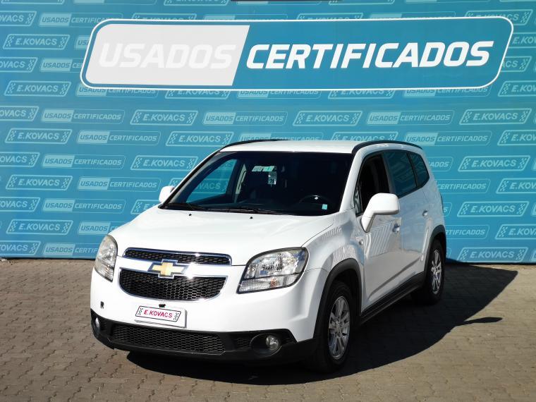 Camionetas Kovacs Chevrolet Orlando ls 2.0 ac mec 2013