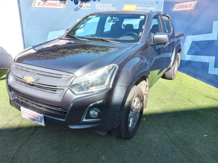 Camionetas Kovacs Chevrolet D-max new 4wd 2.5 2018