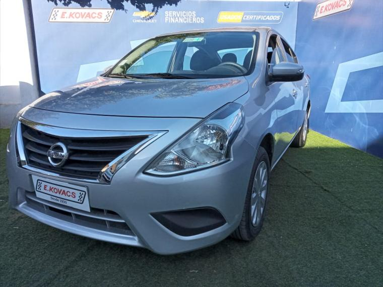 Autos Kovacs Nissan Versa sense 1.6 2019
