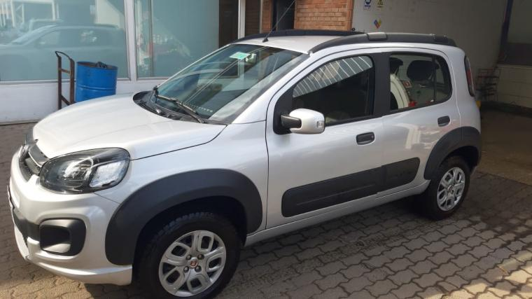 Autos Kovacs Fiat Uno way 1.4 2019