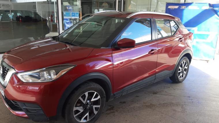 Camiones Kovacs Nissan Kicks sense 1.6 2018