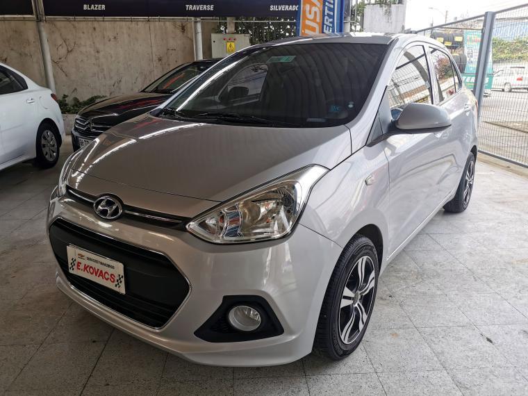 Autos Kovacs Hyundai Grand-i10 rand i10rand i10mec 1.2 4x2 gl 2017