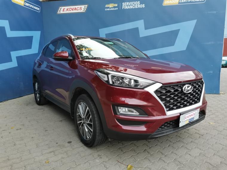 Camionetas Kovacs Hyundai Tucson 2.0mec 2.0 4x2 2.0 2019