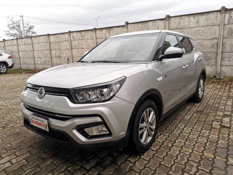 Autos Kovacs Ssangyong Tivoli 1.6 2019