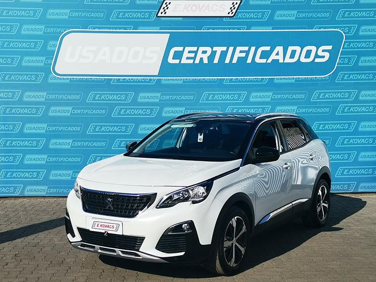 Autos Kovacs Peugeot 3008 aut 1.6 4x2 allure a 2018