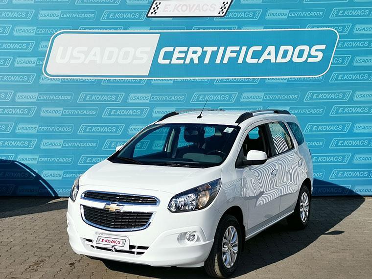 Furgones Kovacs Chevrolet Spin 1.8 ltz mt a/c 2018