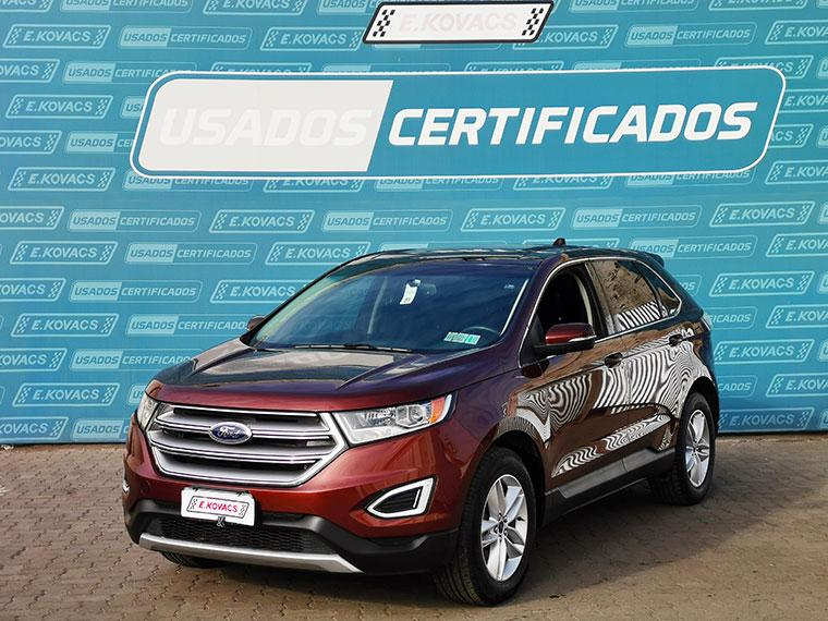 Camionetas Kovacs Ford Edge sel 4wd 3.5 at a/c 2016
