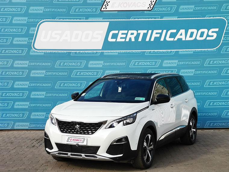 Autos Kovacs Peugeot 5008 5008 blue hdi at 2019