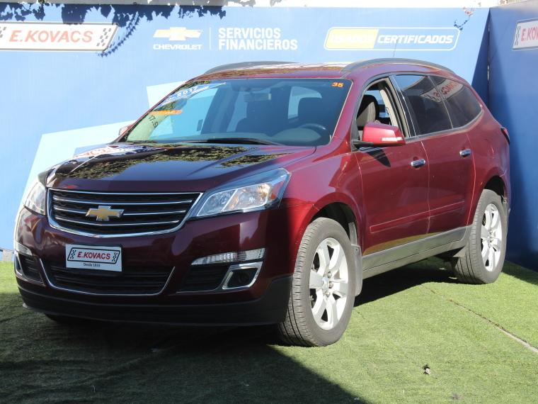 Camionetas Kovacs Chevrolet Traverse lt 3.6fwd 2017