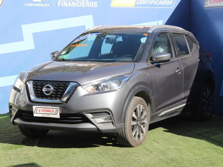 Camiones Kovacs Nissan Kicks advance 1.6 2019