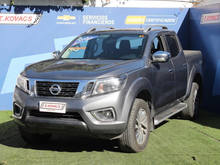 Camionetas Kovacs Nissan Np300 navara dcab 4x4 2.3 2020