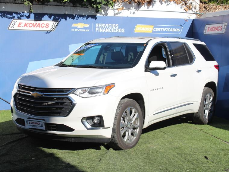 Camionetas Kovacs Chevrolet Traverse new 3.6 premier awd k 2021