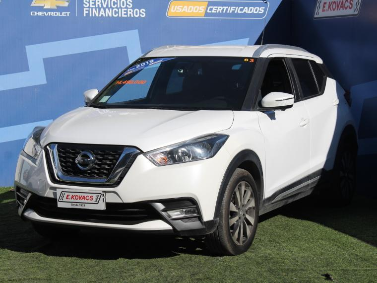 Camiones Kovacs Nissan Kicks 1.6 exclusive cvt 2019