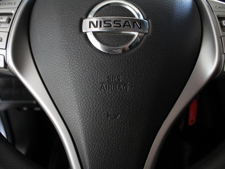 nissan x-trail sense 2.5 aut