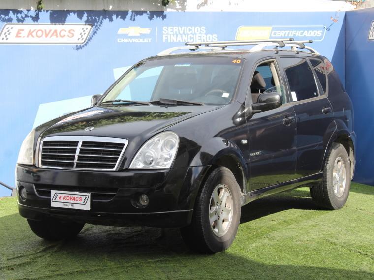 Camionetas Kovacs Ssangyong Rexton iiaut 2.7 4x4 xdi 2.7 2011