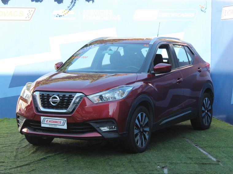 Camiones Kovacs Nissan Kicks advance 1.6 2018