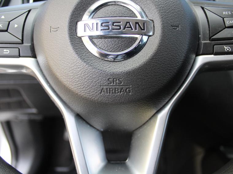 nissan x-trail sense cvt 2.5 aut