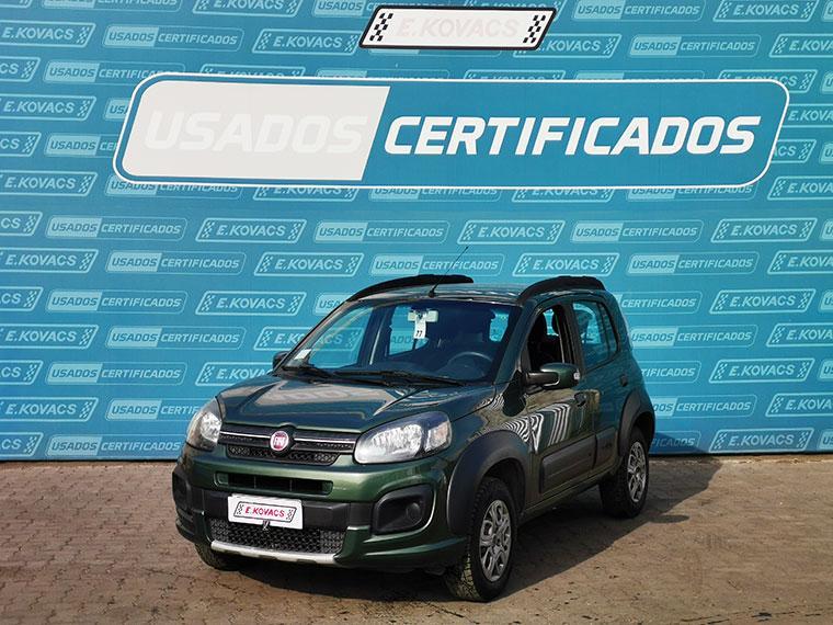 Autos Kovacs Fiat Uno way 1.4 mt a/c 2017