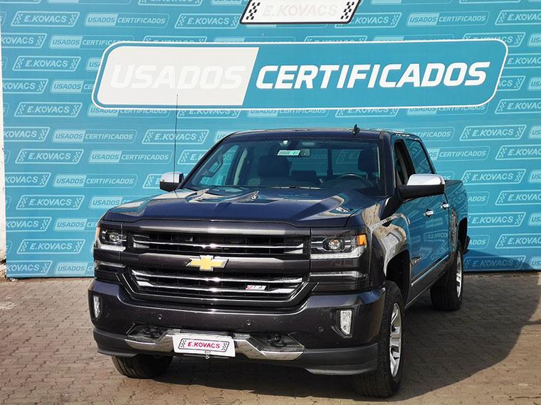 Camionetas Kovacs Chevrolet Silverado ltz 4wd 5.3ltz 4wd 5.3 ac at 2017